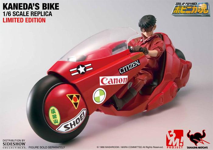Akira: Kaneda & Bike