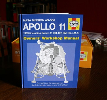 Apollo 11 Owner's Manual