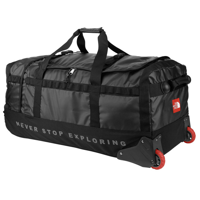 tech and gadgets rolling thunder duffel the awesomer 21747