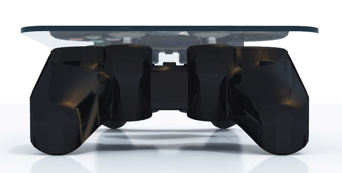 Dualshock Controller Table