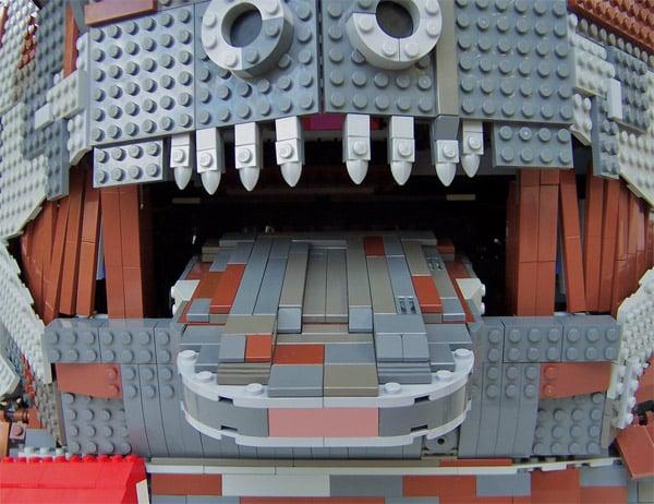 LEGO Howl's Castle