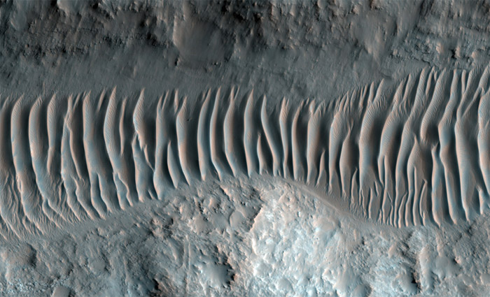 Photos: Martian Landscapes