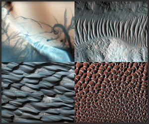 Photos: Martian Landscapes