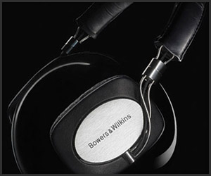 B&W P5 Headphones
