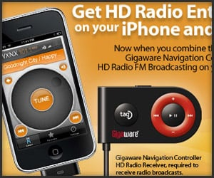 iPhone: HD Radio