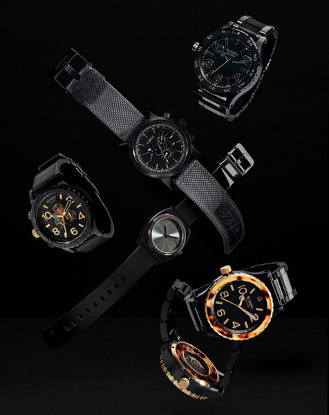 Nixon x Barneys Watches