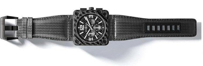 B&R Carbon Fiber Watches