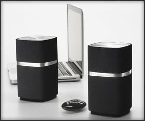B&W MM-1 Speakers
