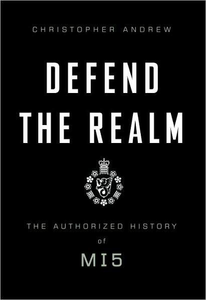Authorized History of MI5
