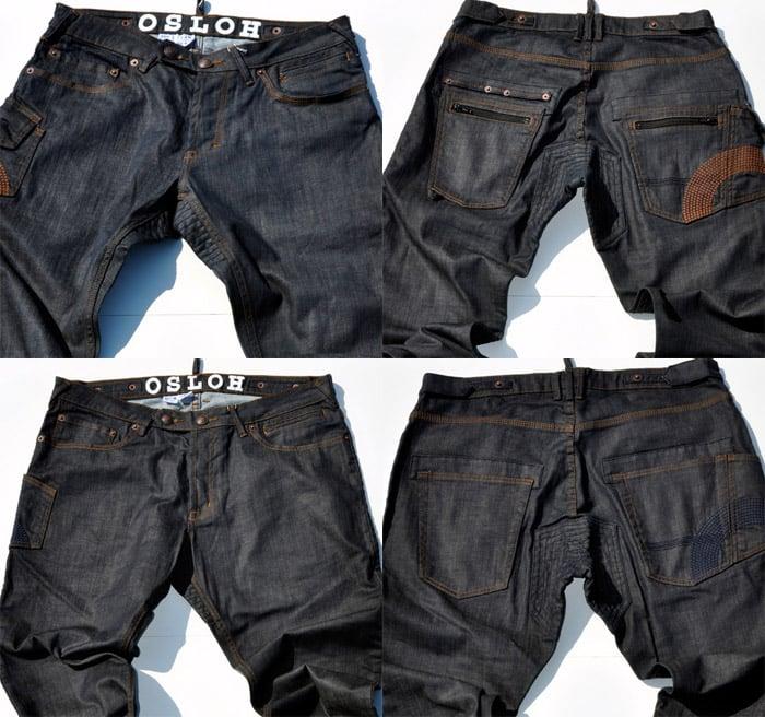 Osloh Bike Jeans