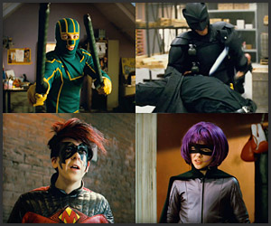 Movie Teaser: Kick-Ass