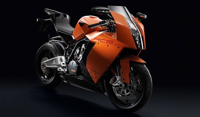 Coming to America: KTM