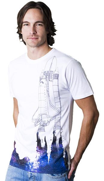 Blast-Off! T-shirt