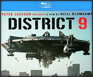 Blu-ray: District 9