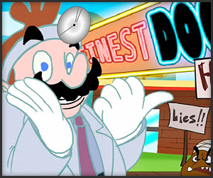Dr. Mario with Lyrics