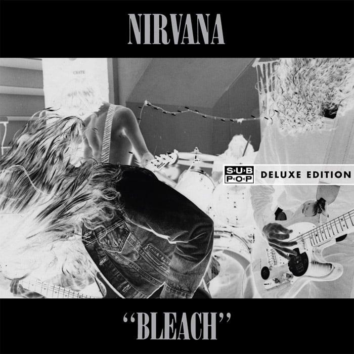 Nirvana: Bleach 20th Anniv.