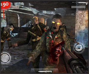 iPhone: CoD Zombies