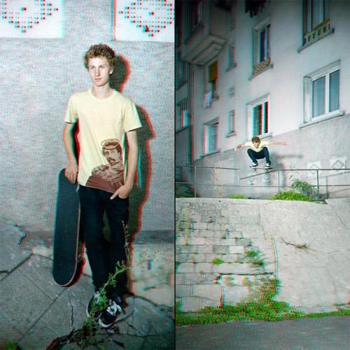 Book: Skateboarding 3D