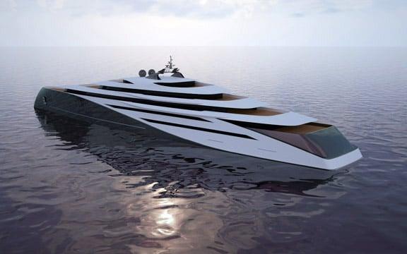 Devonport 160 Yacht