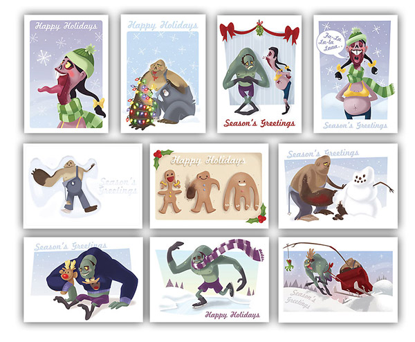 Left 4 Dead Greeting Cards