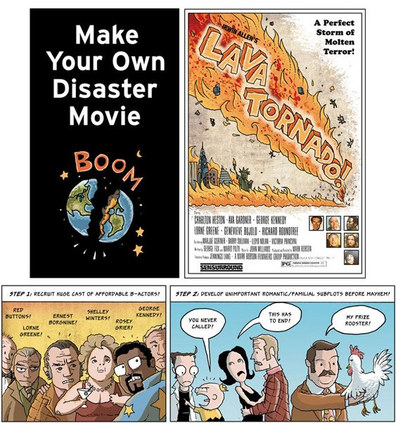 DIY Disaster Movie