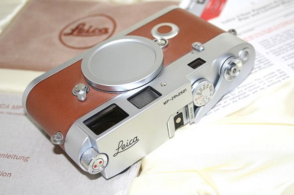 Leica x Hermes M7