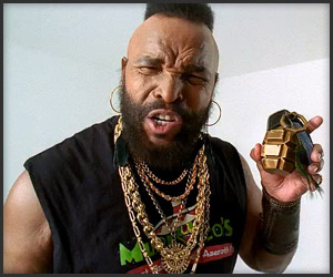 Mr. T x WoW Commercial