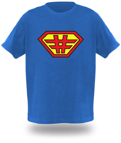 Superuserman T-shirt