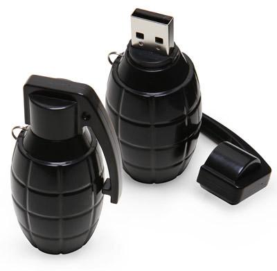 Grenade Flash Drives