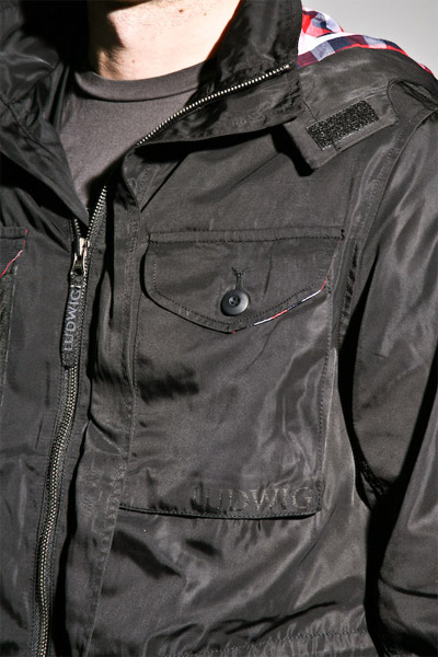 Ludwig Washington Jacket