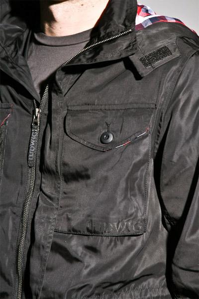 Ludwig Washington Jacket