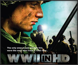 DVD/Blu-ray: WWII in HD