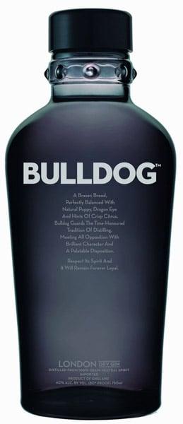 Review: Bulldog Gin