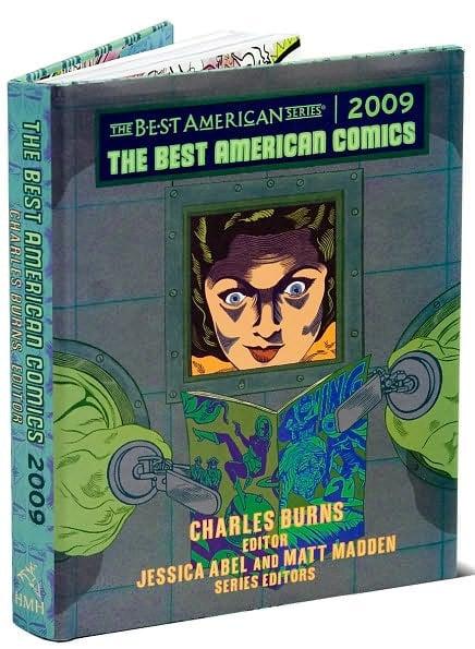 Best American Comics '09