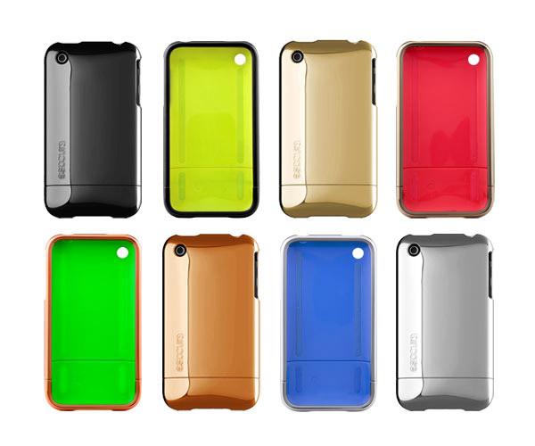 Chrome Slider Cases