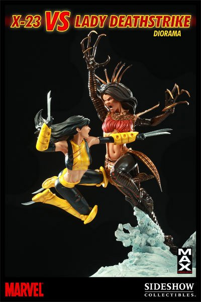 X-23 vs. Deathstrike