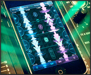 iPhone: Touch DJ