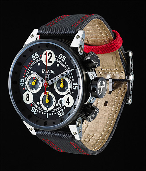 BRM x Abarth Chronograph