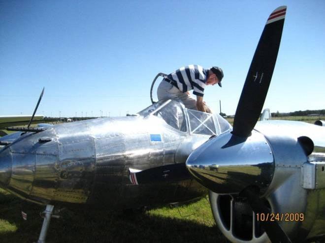 DIY: Jim's P-38