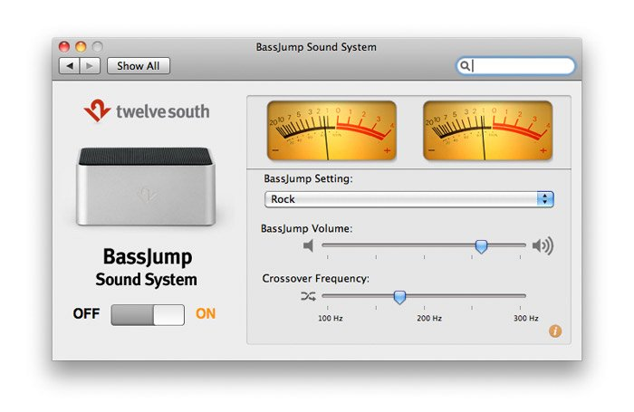 Twelve South BassJump