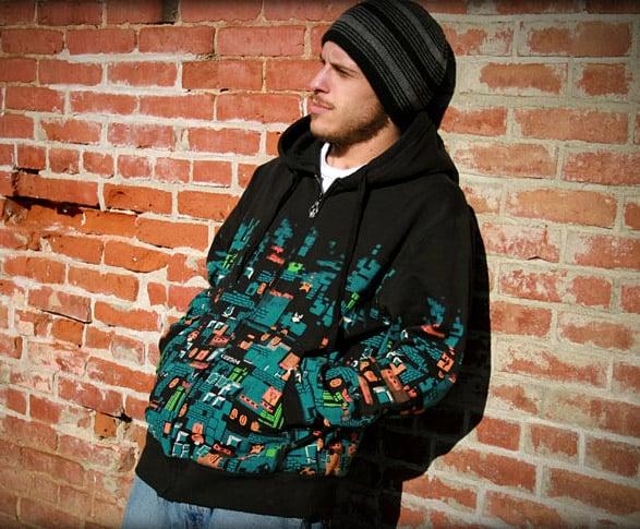 Marioflage 1-2 Hoodie