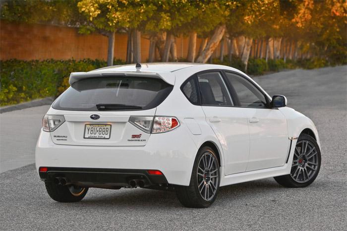 Subaru WRX STI SE