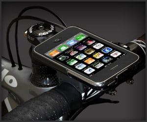 GoRide iPhone Mount