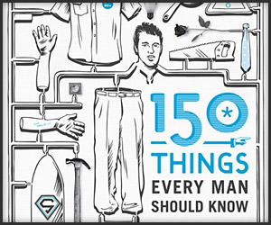 150 Things Men Should Know