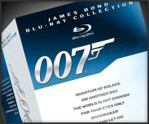 Blu-ray: James Bond 10-Pack
