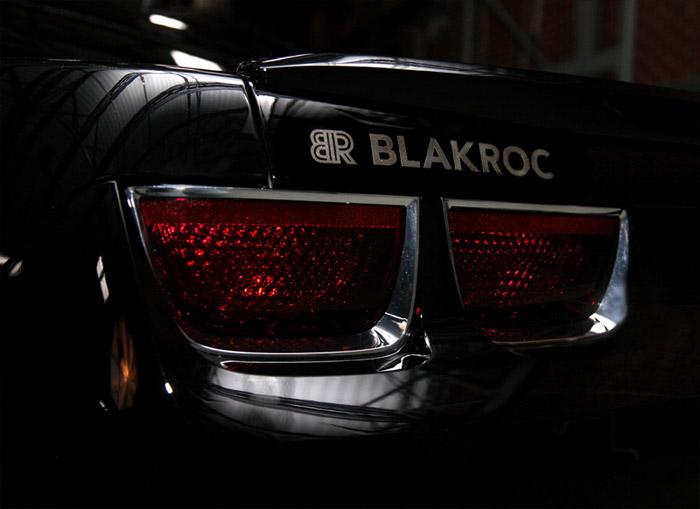 BlakRoc Camaro