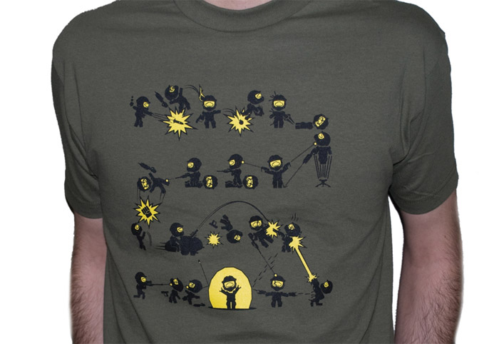Chain of Events T-shirt