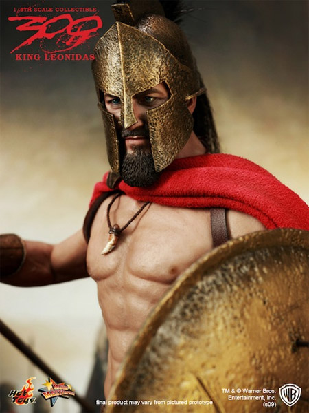 12″ King Leonidas