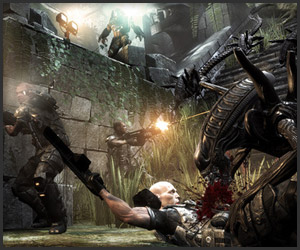 Multiplayer: Alien vs. Predator