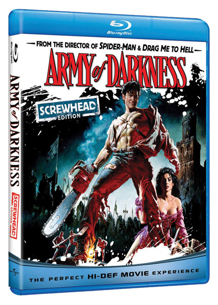 Blu-ray: Army of Darkness